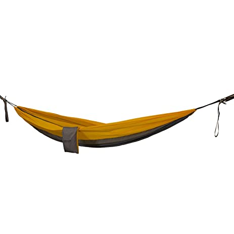 rovor chill solo single camping hammocks with quadruple stitching included tree straps and carabiners amazon    rovor chill solo single camping hammocks with      rh   amazon