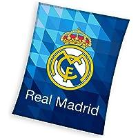 Real Madrid Fleecedecke - Fleece Blanket - couverture