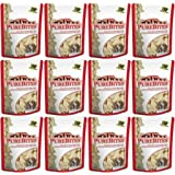 PureBites Chicken Breast for Dogs, 11.6oz / 330g - Super Value Size, 12 Pack
