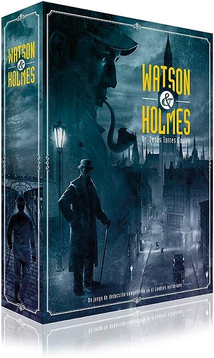 Ludonova- Watson & holmes 2ª edición - español, Color (LDNV240001) , color/modelo surtido: Amazon.es: Juguetes y juegos