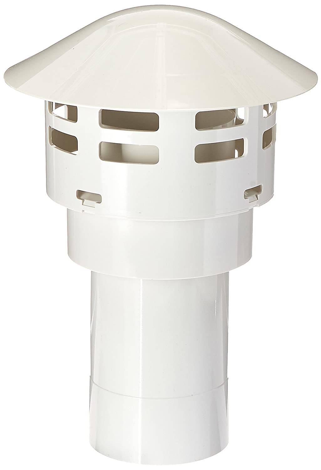 Noritz VK3-PVC-VAS Pvc Concentric Vertical Adapter for Use with Vk3-H-Pvc When Verticle Venting is Required by Noritz B00MBBHUL8