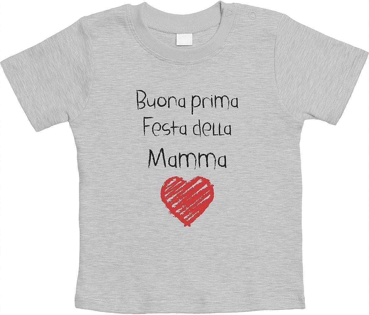 Regali per la Mamma Buona Prima Festa della Mamma Maglietta Neonato Unisex