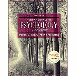 VangoNotes for Fundamentals of Psychology in Context, 3/e