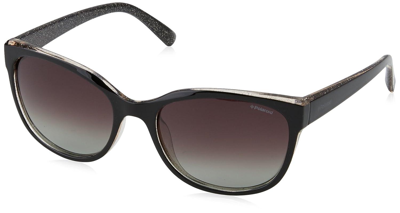 e7fa218d03 Polaroid Polarized Rectangular Women s Sunglasses - (PLD 4030 S 6AR 55LA