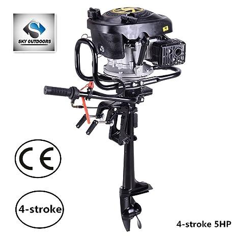 S Sky Outdores 5 Hp - Sistema de refrigeración de agua de motor de ...