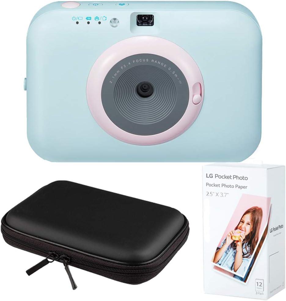 LG C/ámara instant/ánea e Impresora de Fotos de Bolsillo