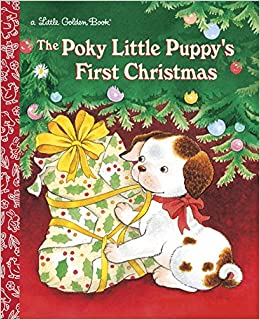 The Poky Little Puppy's First Christmas (Little Golden Book ...