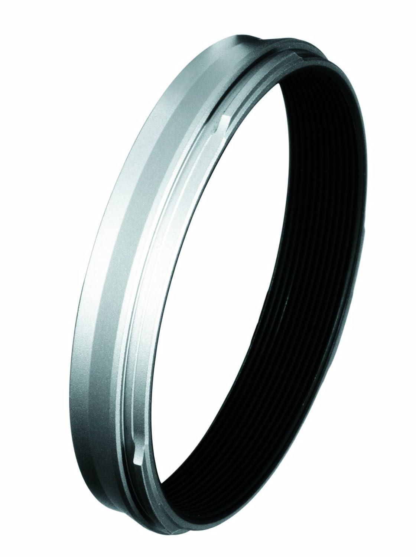 Fujifilm AR-X100SB Anello Adattatore per X100, Silver Fujifilm Italia S.p.A.