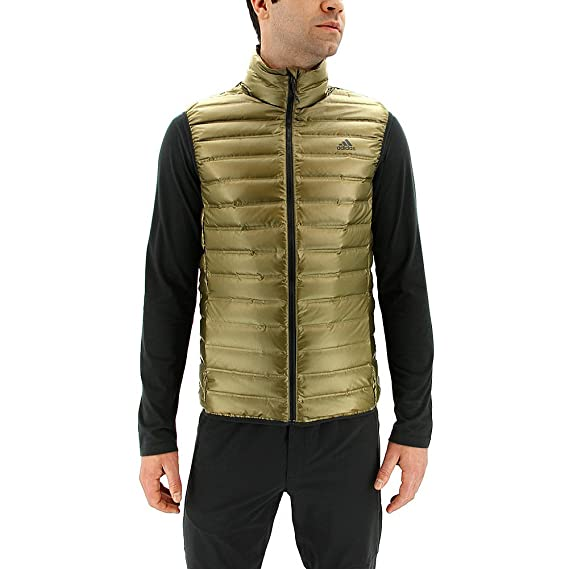 f81a34a595155 adidas Outdoor Mens Varilite Vest: Amazon.co.uk: Clothing