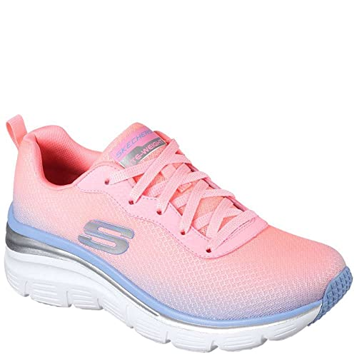 32811e43e4704 Skechers Women's Fashion Fit - Build Up Pink Lavender 5.5 ...