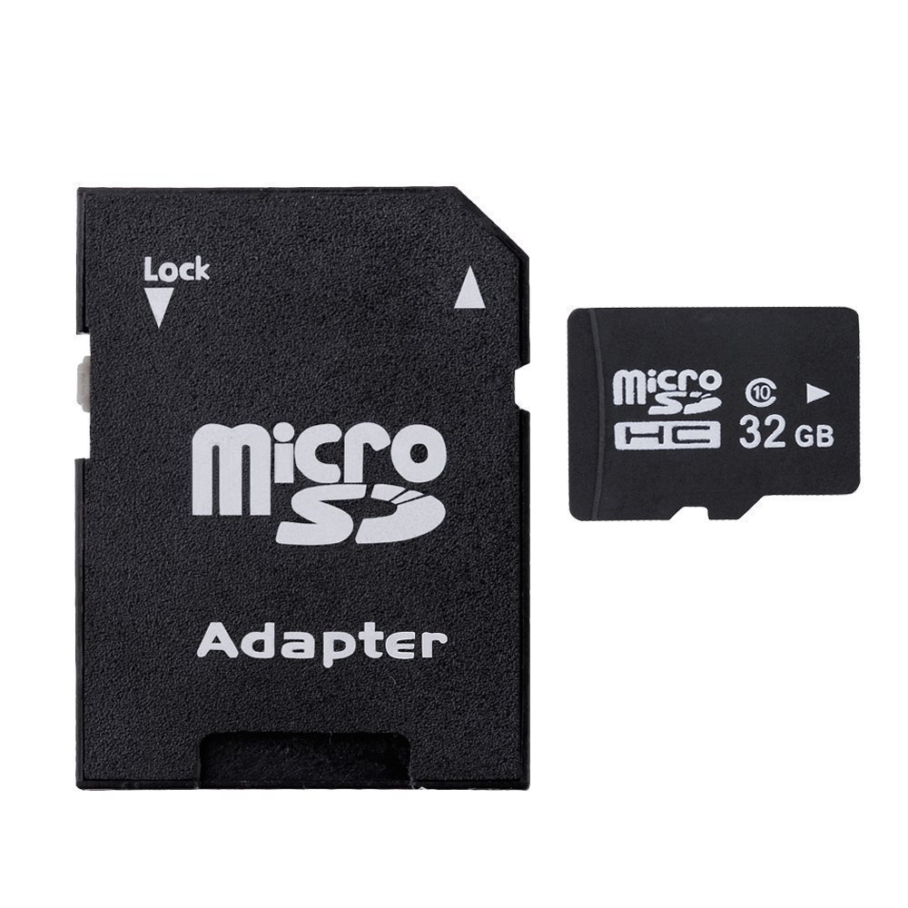 32 gig memory - Amazon Com 32gb Micro Sdhc Tf Memory Card Class 10 W Sd Adapter For Smart Phones Tablet Industrial Scientific