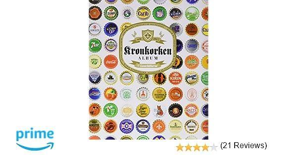Kronkorken - Albúm tapas coronas con 5 hojas compart: Amazon.es: Juguetes y juegos