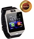 Lambent Bluetooth Smartwatch with Camera & SIM Card Support for All Latest Smartphone Devices