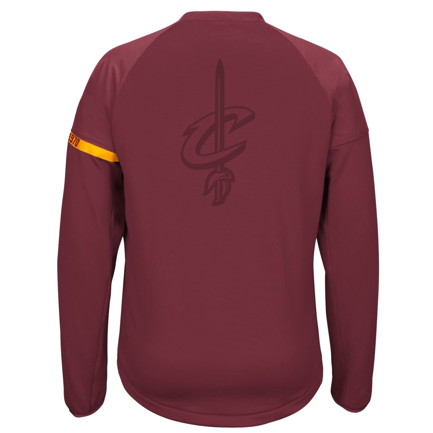 adidas Cleveland Cavaliers 2016 NBA Men's On Court Warm Up Full Zip Jacket