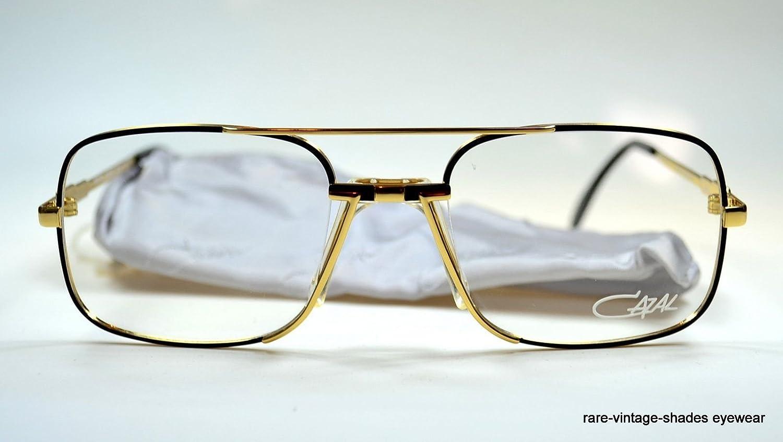 bbfb1fcf45f5 Amazon.com  Cazal Vintage(80 s) original Unisex Eyeglasses Model  740(col.302-053)  Health   Personal Care