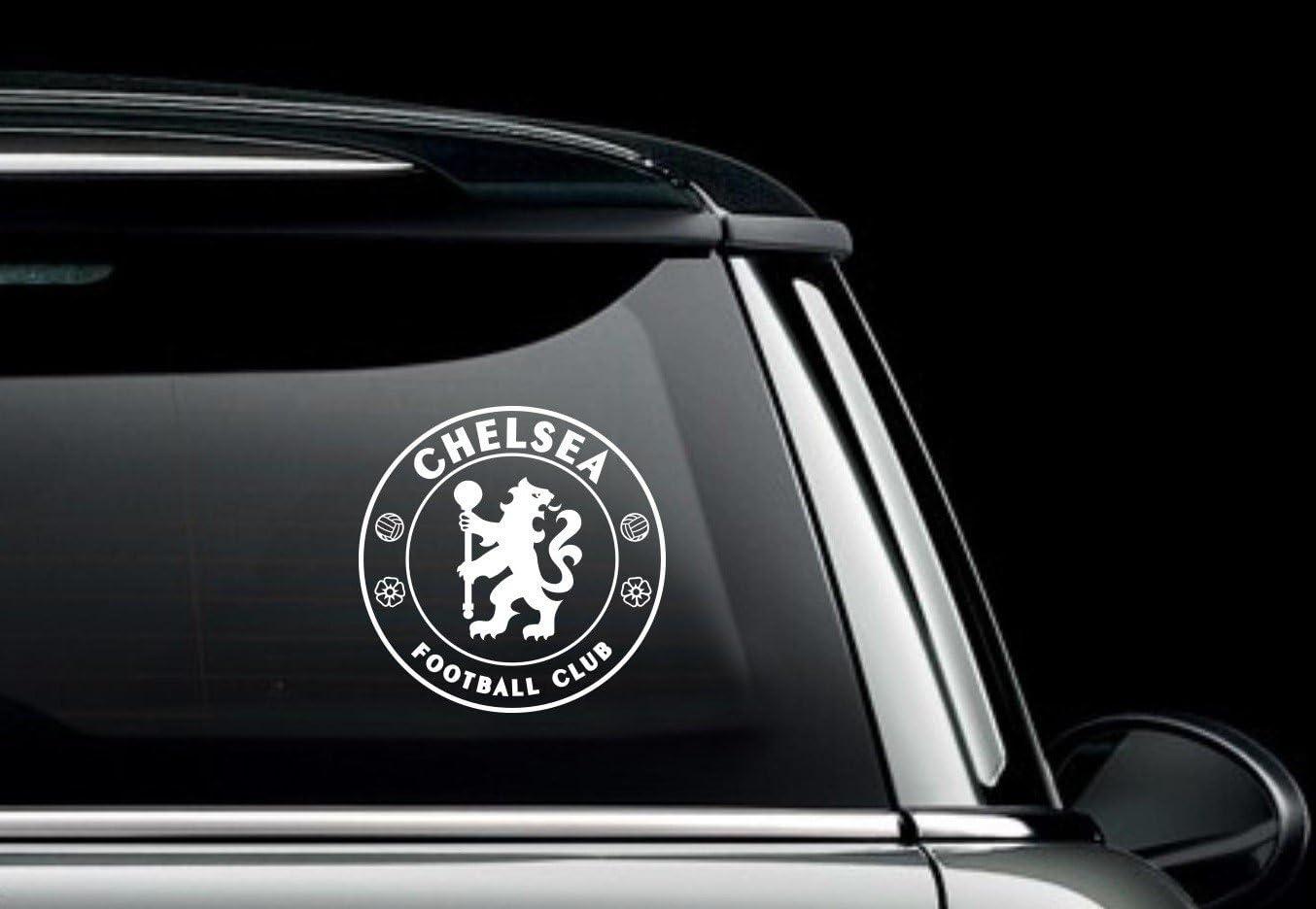 Maple Enterprise Chelsea Football Club Logo Vinyl Decal Sticker White Amazon Ca Automotive [ 936 x 1354 Pixel ]