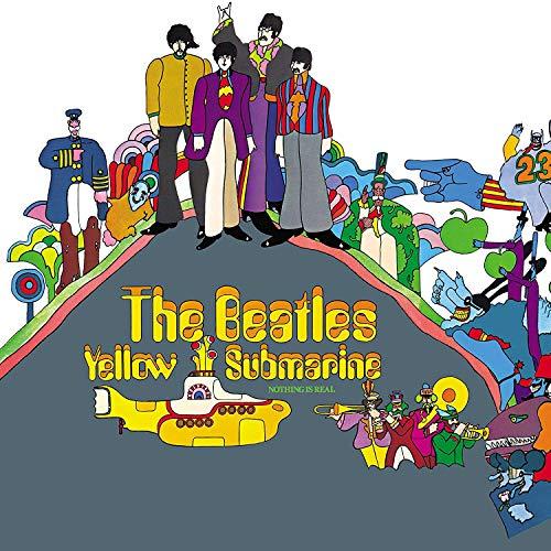 Vinyl Scratch Record Final (Yellow Submarine)