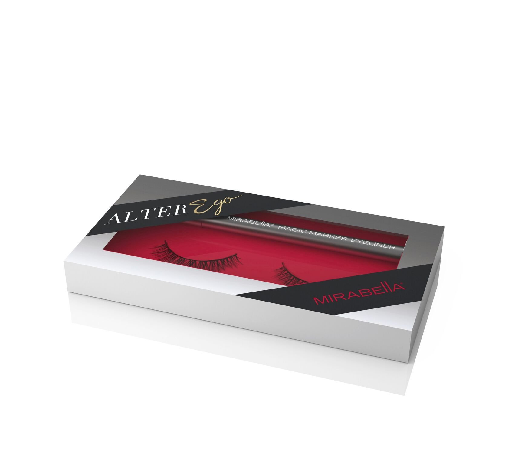 Mirabella Alter Ego Collection Faux Lash and Magic Marker Eyeliner Kit