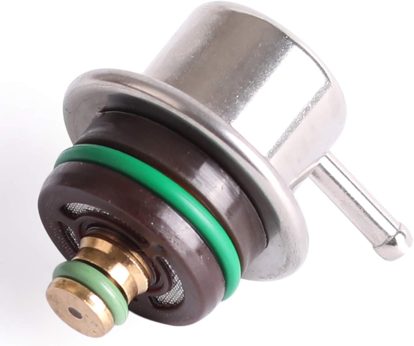 4.0Bar NEW Fuel Pressure Regulator For VOLKSWAGEN AUDI A4 A6 A8 BENZ CHANGAN 465 0280160575 95013 078133534C 078133534A 078133534
