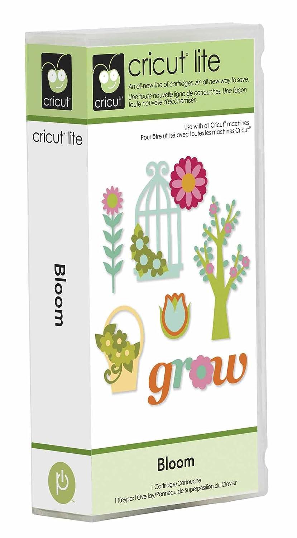 Cricut Lite Cartridge Bloom Provo Craft 2000156 HCA-00203
