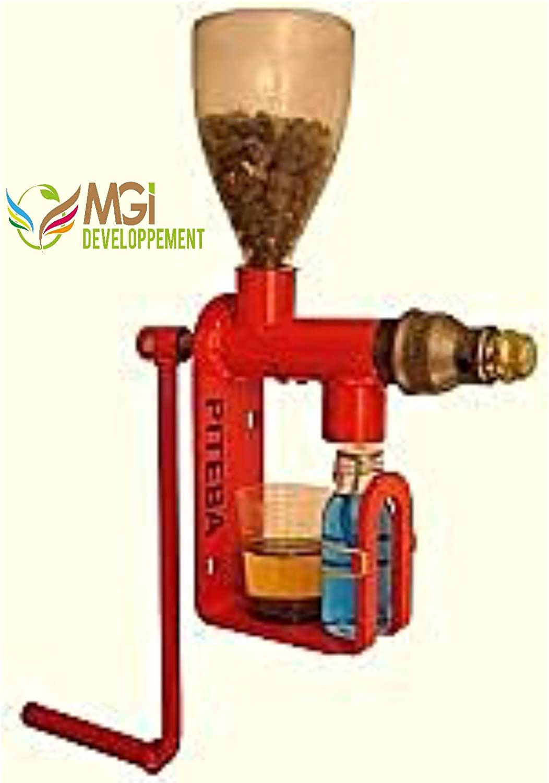 Prensa manual para aceite
