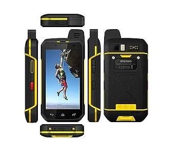 5000 Mah Resistente Teléfono Dual SIM Tarjeta Desbloqueado GSP NFC ...