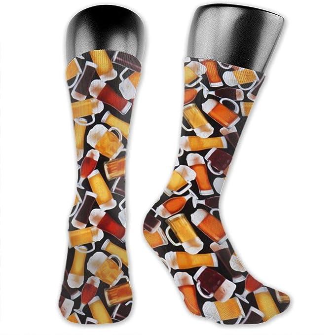 Amazon.com: Calcetines de vestir para hombre, divertidos y ...