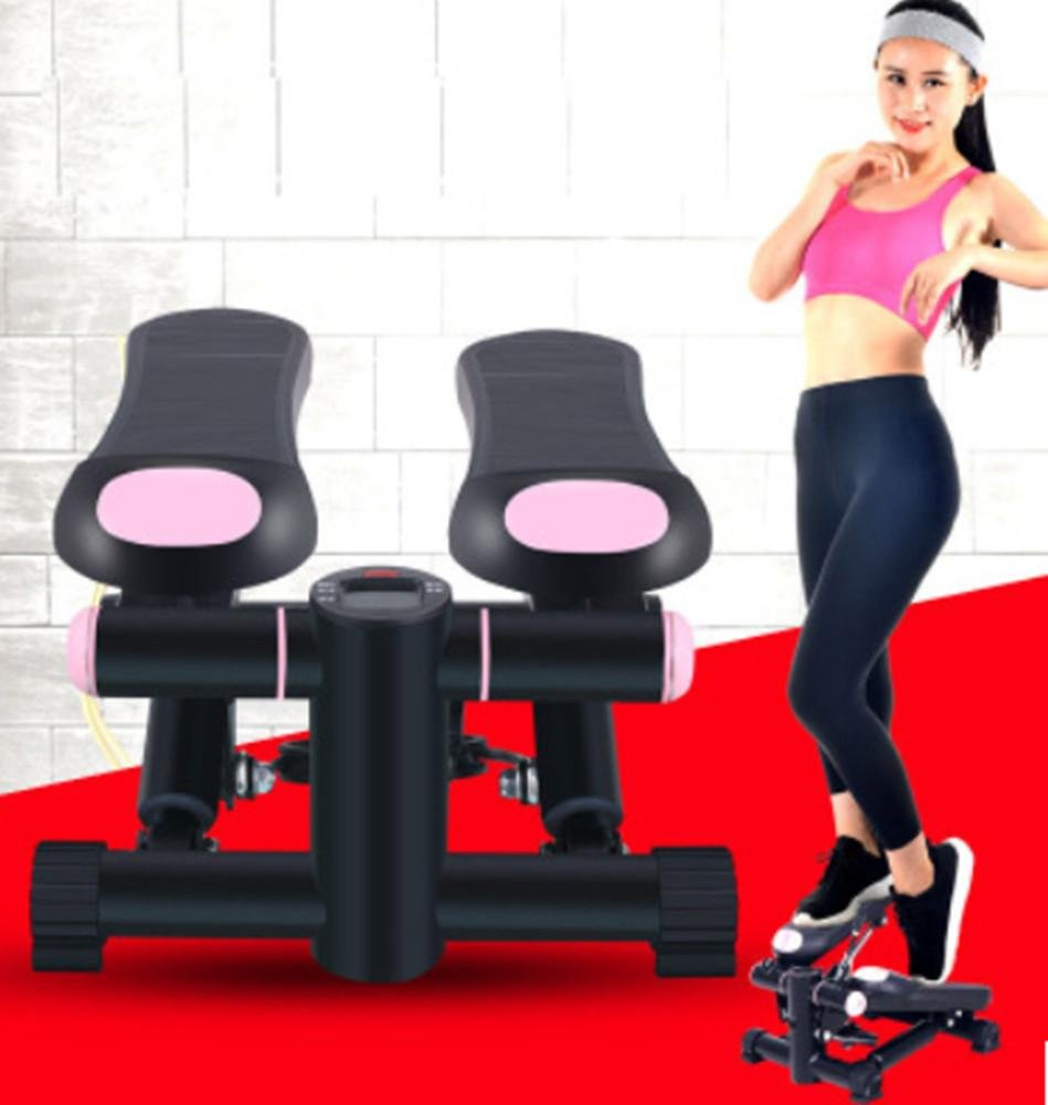 DMMSS Massage Pedal Hause Multifunktions-Mini-Mute-Hydraulik-Pedal Ofenrohr Fitnessgeräte Kostenlose Installation