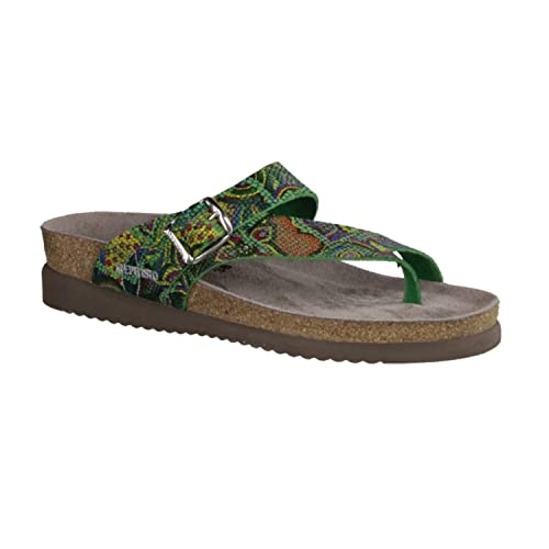 Mephisto Helen Sun Toe Post Sandal EU 40 / UK 7 Green: Amazon.co.uk: Shoes  & Bags