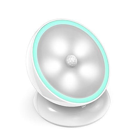 Luz de sensor de movimiento OxyLED, Luz de noche LED, Luces de seguridad,