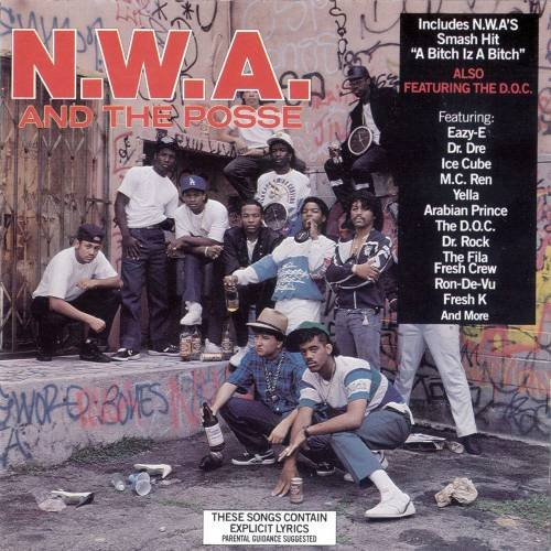 N.W.A and the Posse [Vinyl] by Priority Records