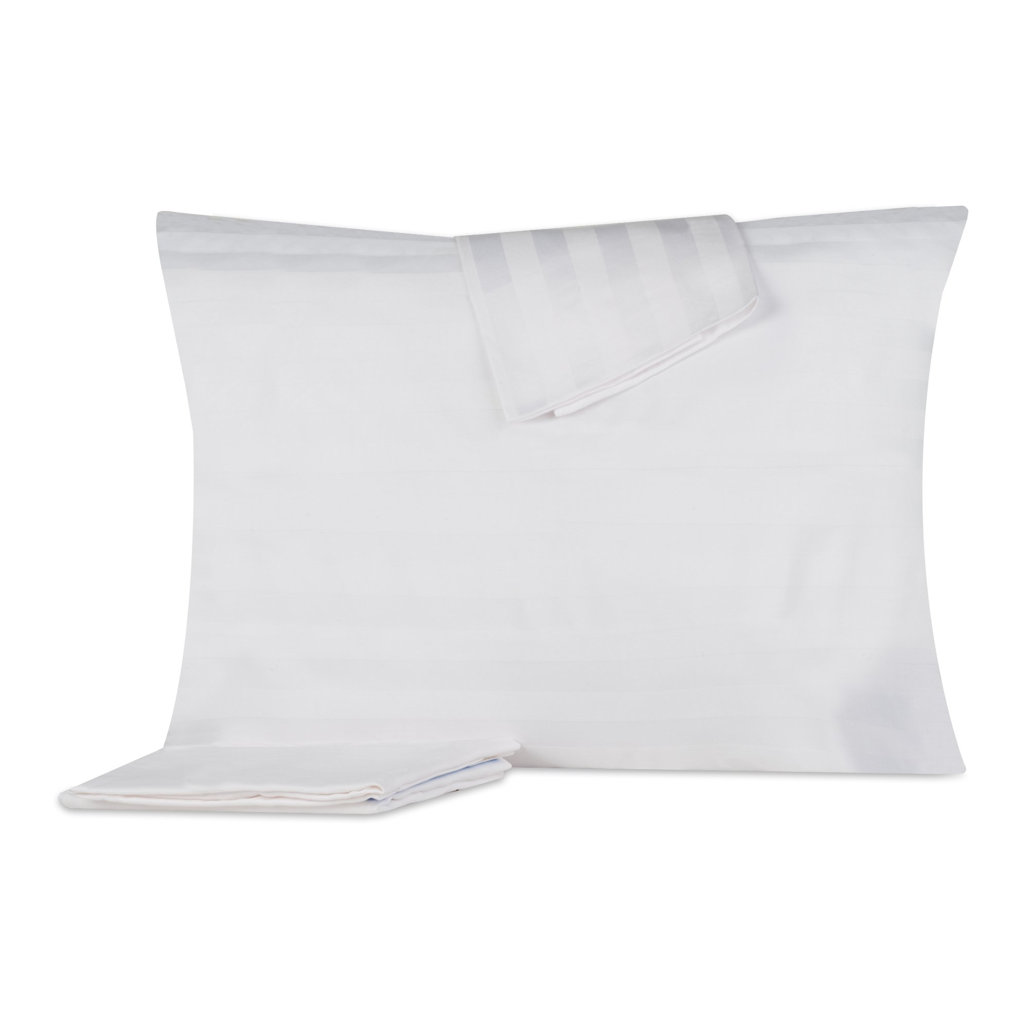 Royal Heritage Home Bed Care Zippered Pillow Protector, Anti-Microbial, Dust Mite and Bed Bug Resistant Hypoallergenic Pillow Cover - 4 Pack (Standard)