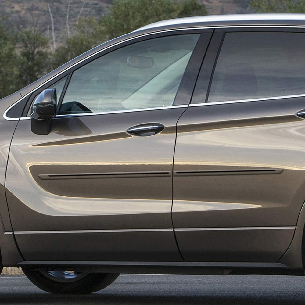 BUICK ENVISION PAINTED BODY SIDE MOLDINGS FITS 2016 2017 2018 2019
