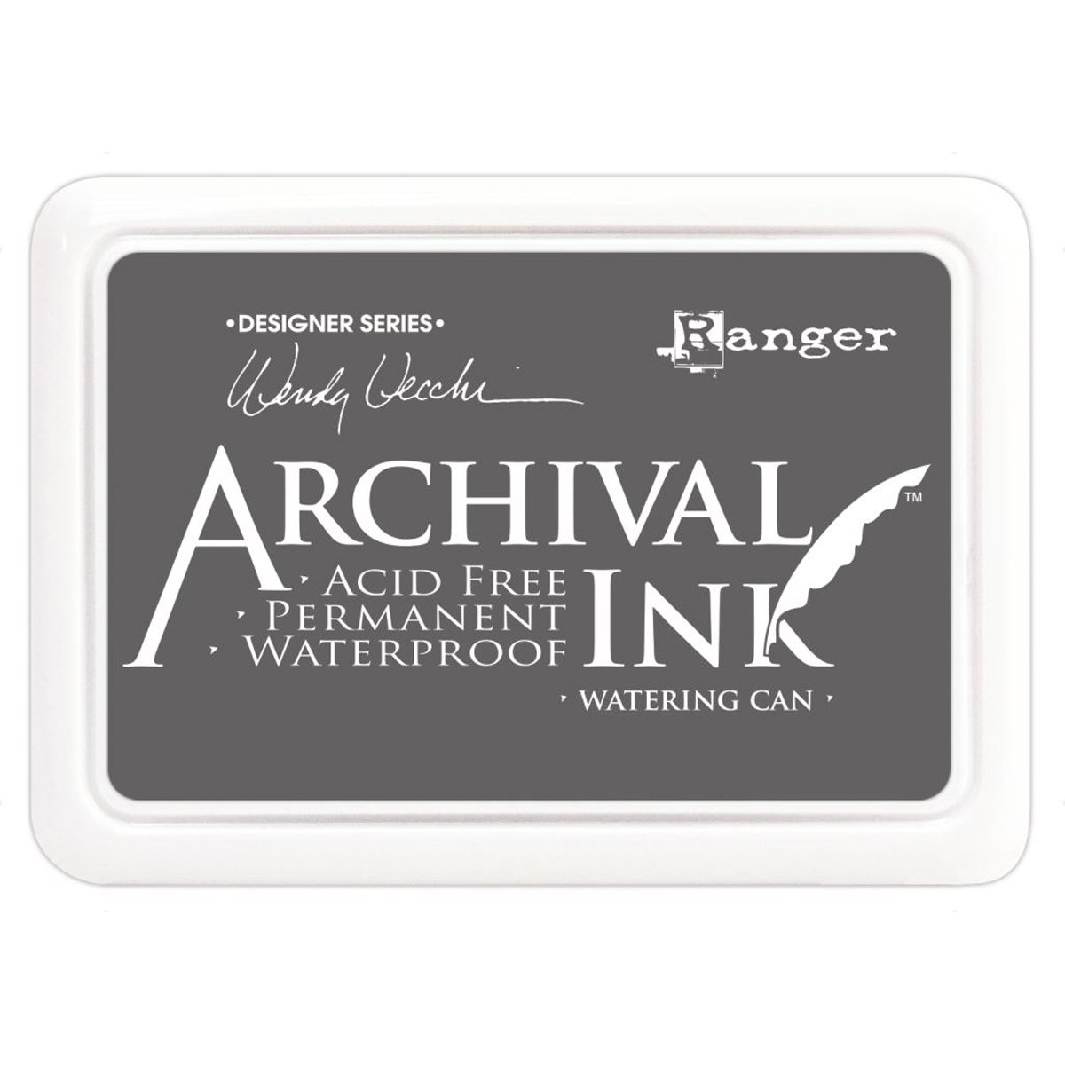 Ranger Wendy Vecchi Designer Series Archival Ink Pad, Watering Can AID-39006