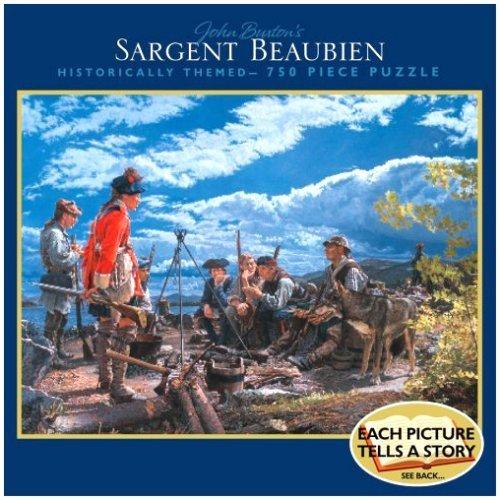750 Piece John BuxtonSergeant Beaubien by Ceaco