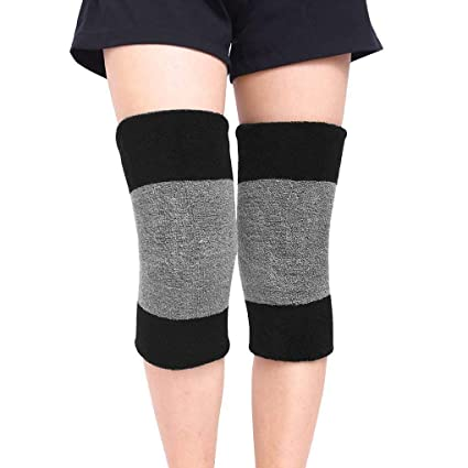 Women's Socks & Hosiery Latest Collection Of New Women Men Warm Cashmere Wool Knee Warmers Leg Thigh High Pad Legging 4 Colors