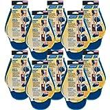 Norton 80-14789-10 Sanding Glove for Wood Working/Finishing, Set Of 10