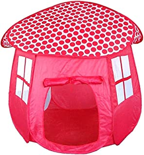 Childrens Pop Up Pink Mushroom Play Tent Large Size INDOOR u0026 OUTDOOR  sc 1 st  Amazon UK & Fireman Sam Pop Up Tent Jupiter: Amazon.co.uk: Toys u0026 Games