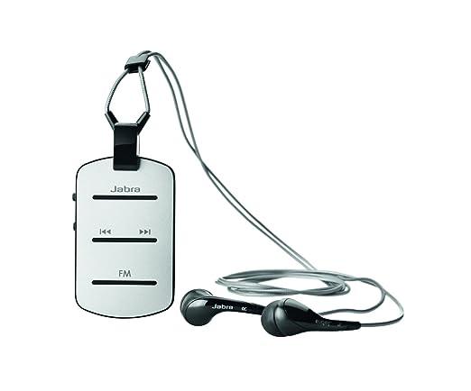 27 opinioni per Jabra Tag Bluetooth Stereo Headset (FM-Radio, jack 3,5mm) Argento/Nero