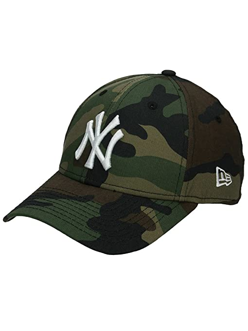 11b103011fa Image Unavailable. Image not available for. Color  New Era 9Forty MLB  League ESS New York Yankees ...