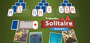 TriPeaks Autumn from PuzzlePups