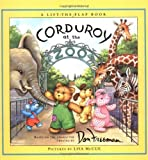 img - for Corduroy at the Zoo (A Lift-the-Flap Book) by Don Freeman, B. G. Hennessy, Lisa McCue (Illustrator) (2001) Hardcover book / textbook / text book