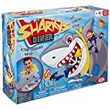 Best Ideal Board Games Kids - Ideal Sharky's Diner Game Review