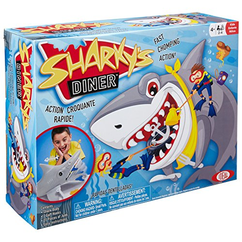 Ideal Sharky's Diner Game -