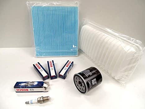 Premium Servicio Kit 1.6 VVT-i gasolina 03 – 08 Aire Cabina Filtro de aceite