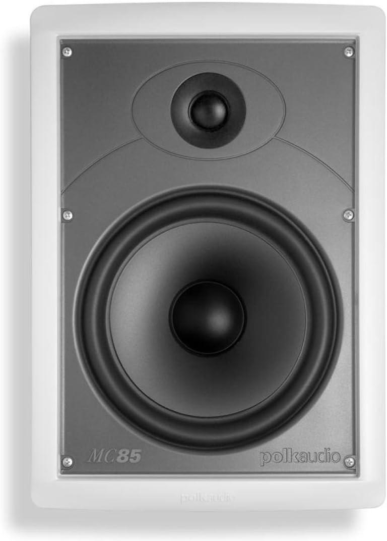 Polk Audio MC85 High Performance In-Wall Speaker