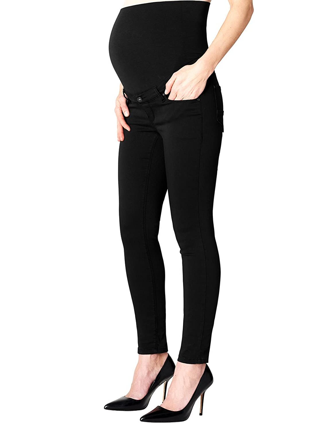 Noppies Damen Umstandshose Pants Otb Slim Bailey 4