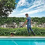 Best Cordless String Trimmer 40 Volts - Worx 12-in 40 Volt Max Li-ion Cordless Grass Review