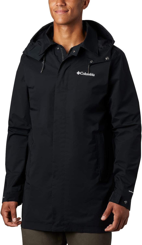 Columbia Womens East Park Mackintosh Jacket