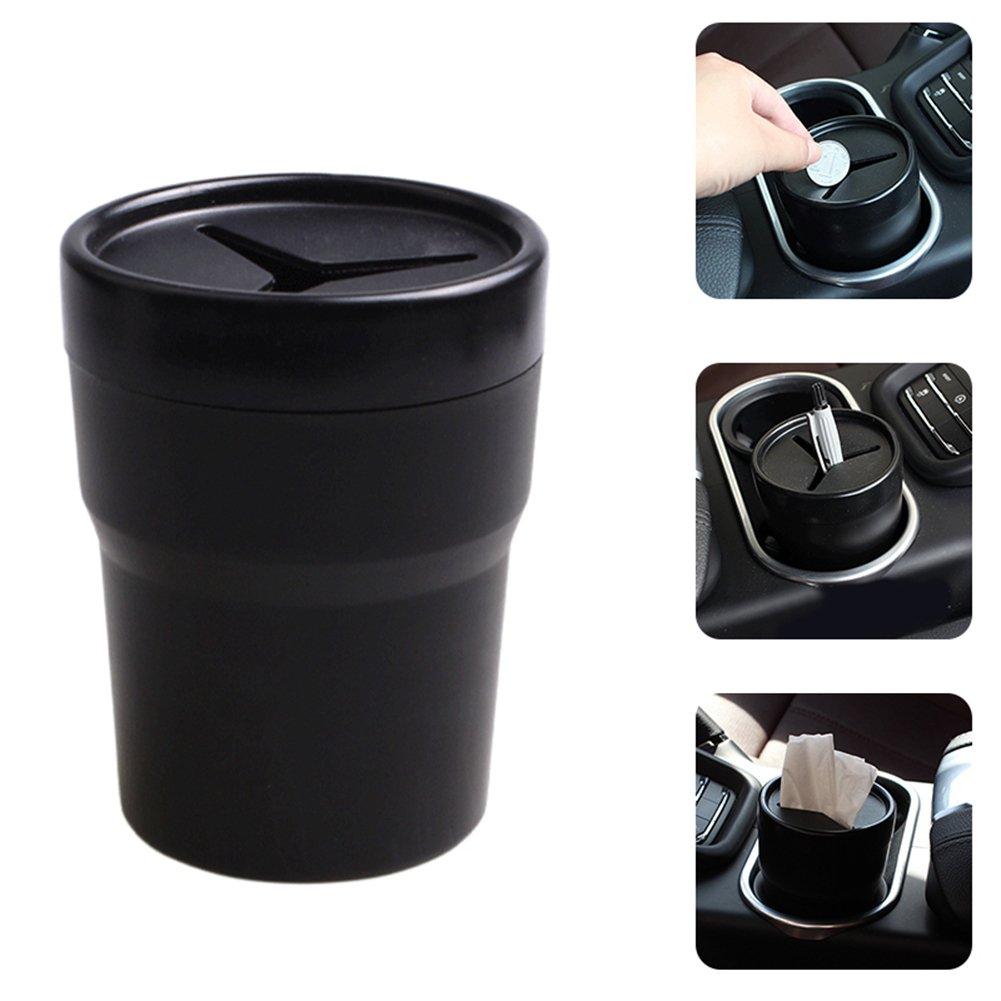 Mini boî te de rangement/poubelle universelle pour inté rieur de voiture - Pour piè ces Greenlans
